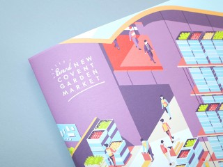 <Strong>A+B Studios</Strong></br>New Covent Garden Regeneration Brochure